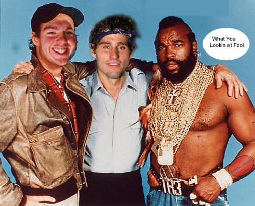 Joel , Tony C, and Mr.t.