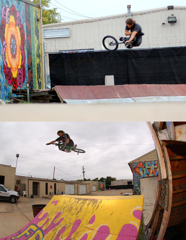 2 different way tables, on eAPE- Kenny Horton!