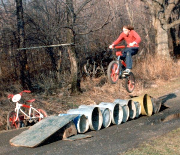 Mark Howard Johnson- late 70s