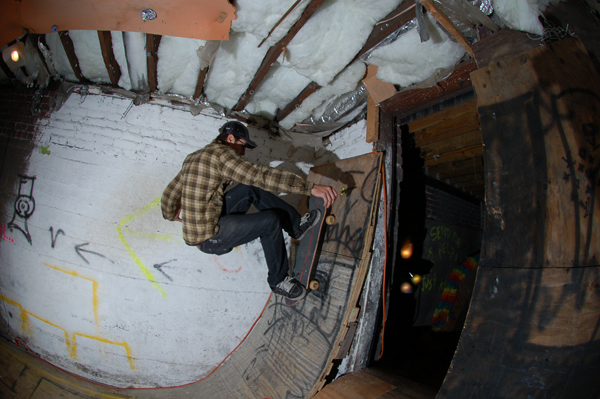 Evan Venditti, basement schralp session!