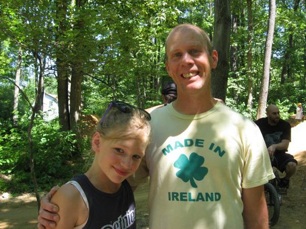Molly Baker and Chris Hallman