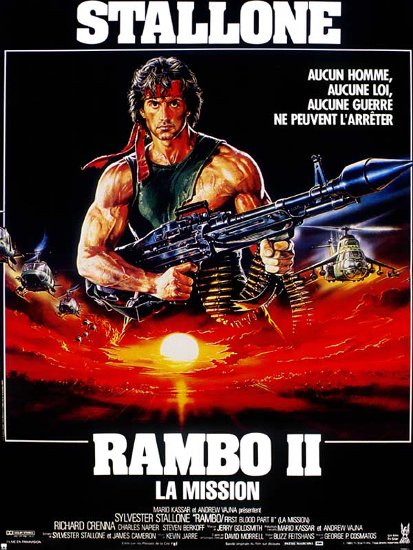 French for Rambo.