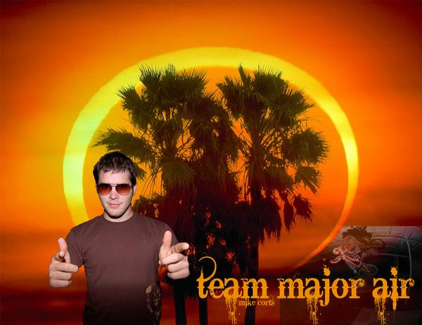 We like the guys at Team Major Air. a lot.