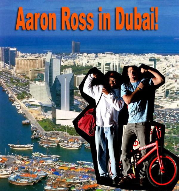 Aaron top 3!