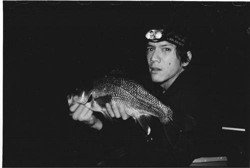 Night Fishing.