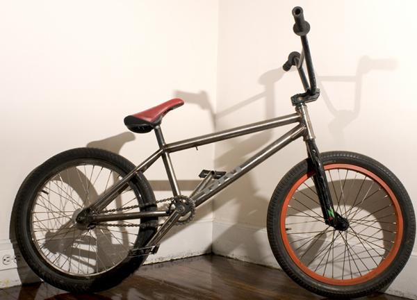 HJohnny Corts Bike Auction on EBAY