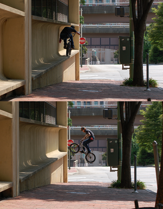 Neil Heisse, Tuck and turn...