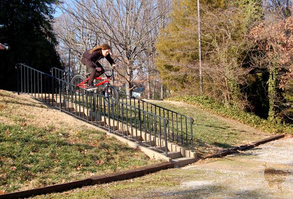 Kenny Horton- Handrails