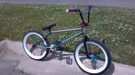 Spoke Monkey Cyclery – Steadfast build