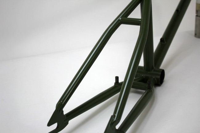 steadfast olive rear