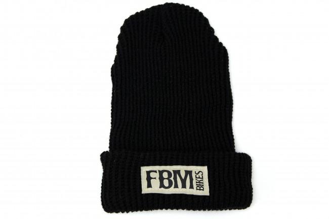 fbm bikes beanie black