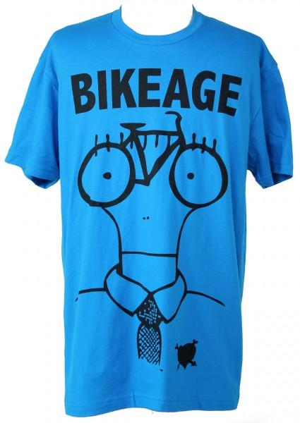 fbm bikeage t-shirt turqoise