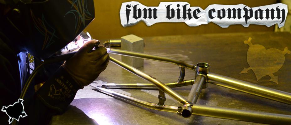FBM Frame Welding