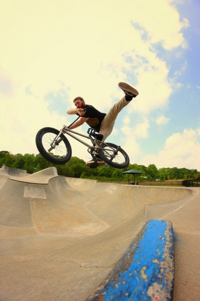 Shane Leeper One Footed X-Up SPOA