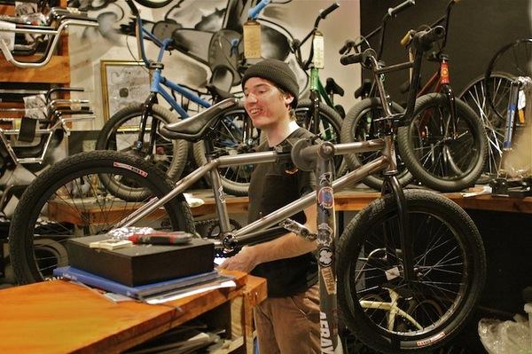 ANCHOR BMX SHOP COLLINGWOOD MELBOURNE