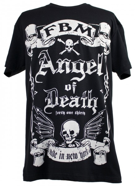 fbm angel of death t-shirt 2014