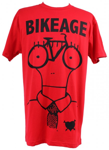fbm bikeage t-shirt red