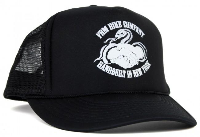 fbm handbuilt in ny mesh trucker hat