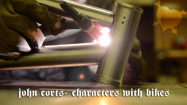 John Corts- Characters with Bikes