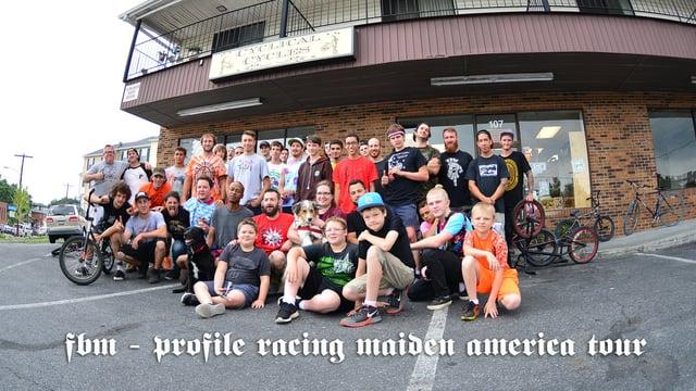 Maiden America Tour- Cyclical Cycles