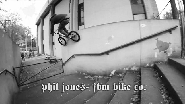 Phil Jones- FBM Bike Co. 2015