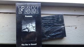 FBM- The Bar Is closed