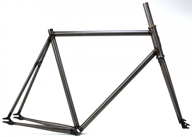 fbm sword sq frame and fork 56cm clear