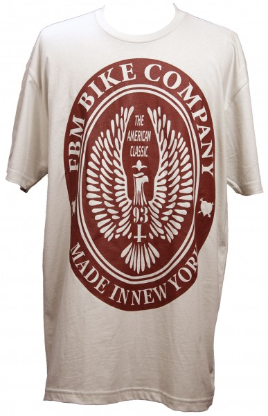 fbm brand t-shirt brown