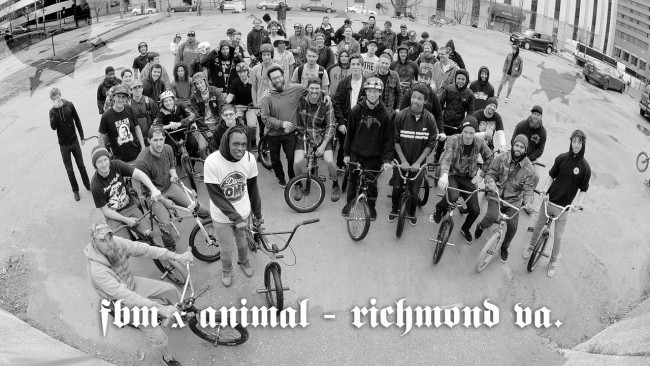 FBMx Animal Street Ride!