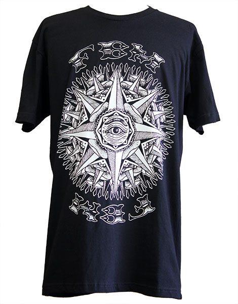 fbm-compass-t-shirt-detail