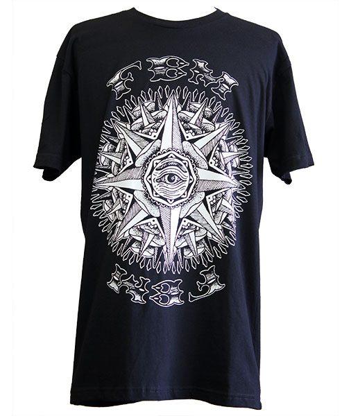 fbm-compass-t-shirt