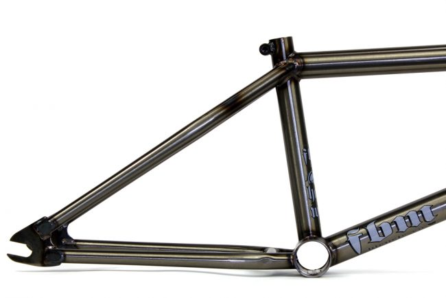 fbm hardway v2 frame rear end clear