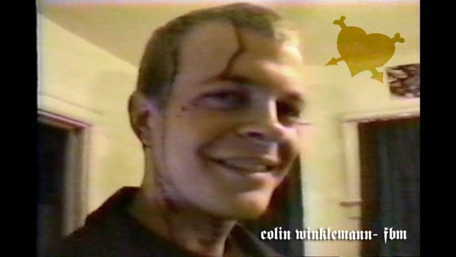 Colin Winkelmann- The bar Is closed!