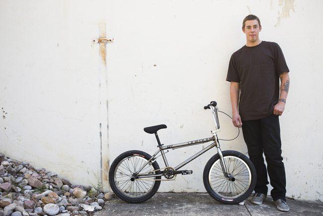 What I Ride - Marc Meeuwissen