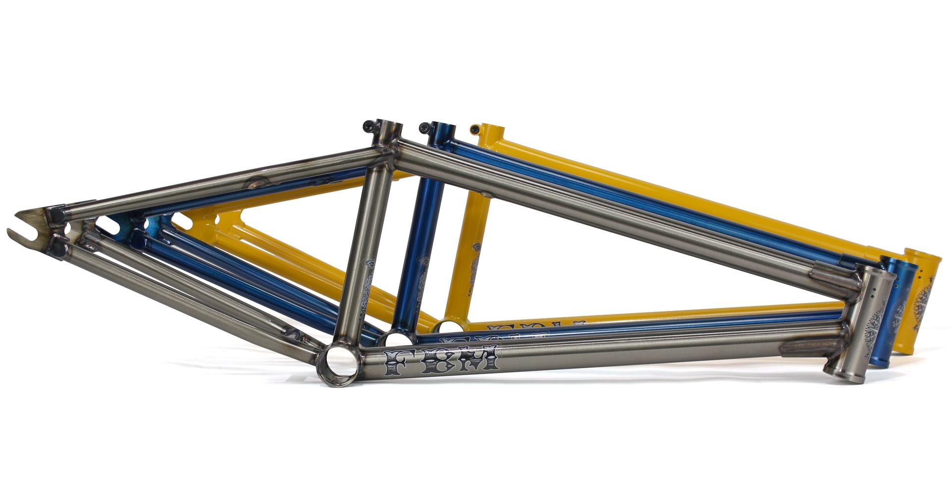 New FBM Gypsy Frames! – FBM Bike Co.