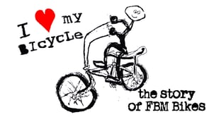 I Heart My Bicycle!