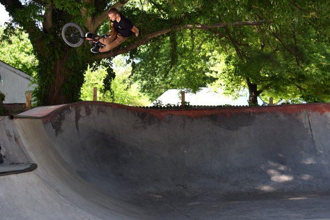 Kenny Horton Bike Check