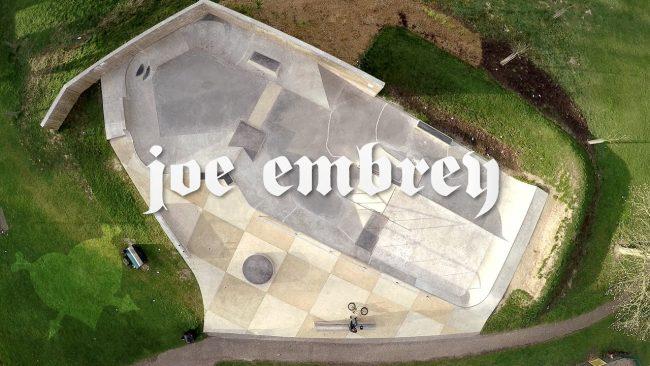 Joe Embrey- Outset
