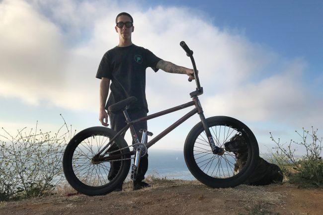 Eric Holladay Bike Check