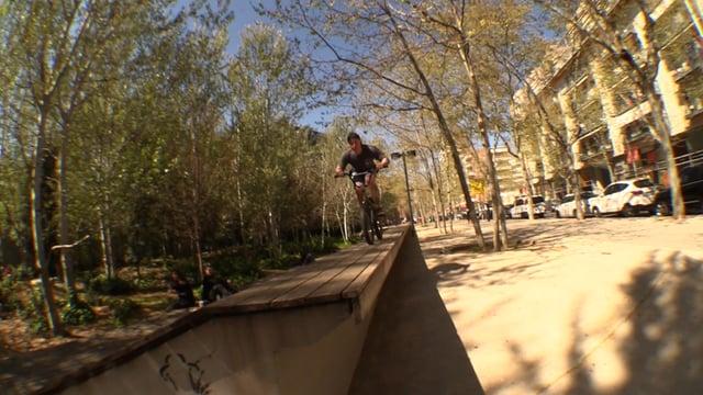 Joe Embrey Bicycle Union Video