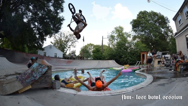 Lost Bowl Session