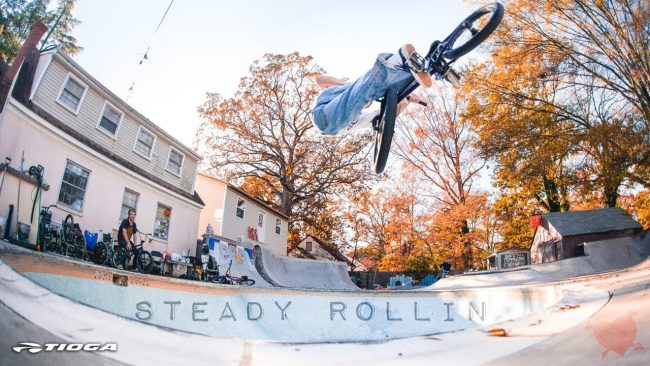 Steady Rollin…