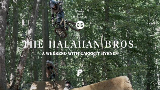 The Halahan Bros and Garrett Byrnes