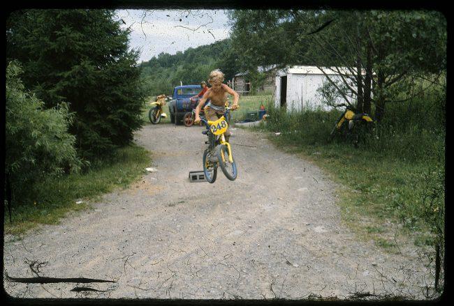 When Was BMX invented?
