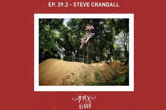 Crandall Podcast Part 1 and 2!