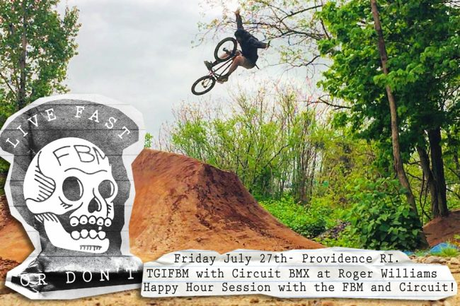 Happy Hour with Circuit BMX