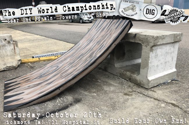 The FBM DIY World Finals!