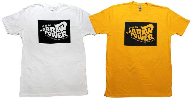 Raw Power!