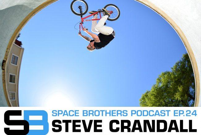 Steve Crandall Podcast