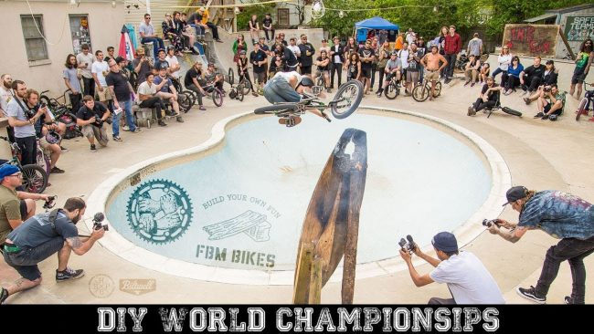 D.I.Y. BMX WORLDS- THE LOST BOWL – FBM X DIG